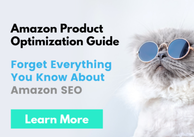 Amazon Product Optimization | Forget Everything You Know About Amazon SEO